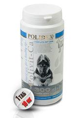 """POLIDEX """"Поливит-Кальций Плюс"""" улучшение роста костной ткани у щенков и собак крупных пород"""
