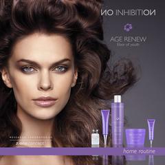 Мини-набор age renew beauty travel size NO INHIBITION