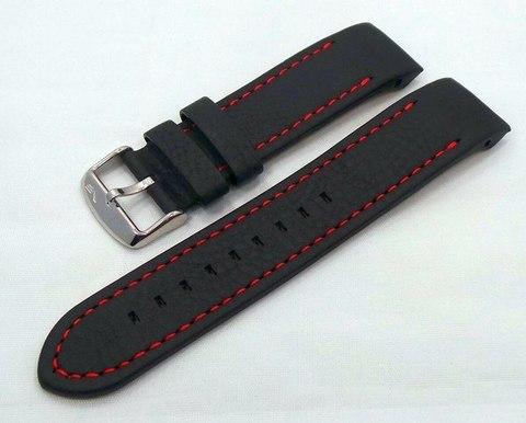 Кожаный ремешок для часов Восток Европа Анчар 5105141 5105201