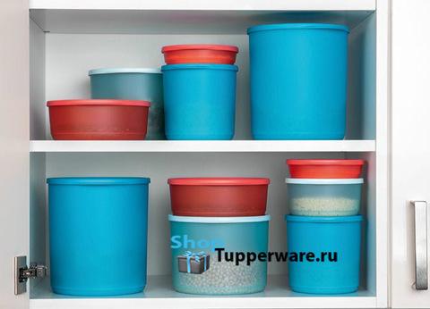 контейнеры цилиндрикс tupperware