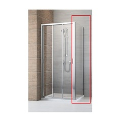 Боковая стенка для душевого уголка 70х200 см Radaway Evo DW+S 336070-01-01 фото