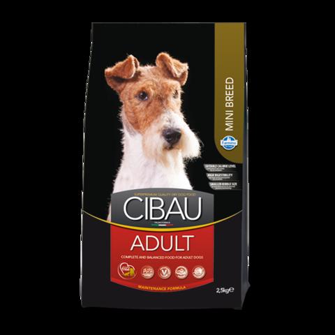 Farmina Cibau Adult Mini Сухой корм для собак мелких пород