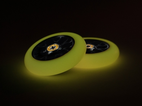 Колеса Eagle Supply Standard Line  X6 GITD Yellow - 110mm