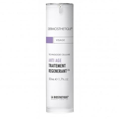 La Biosthetique Anti-Aging Dermosthetique для лица: Клеточно-активный восстанавливающий ночной крем (Anti-Age Traitement Regenerant Cream), 50мл