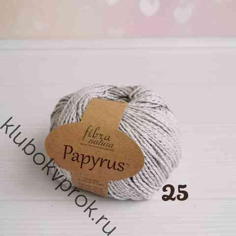 FIBRA NATURA PAPYRUS 229-25, Серый