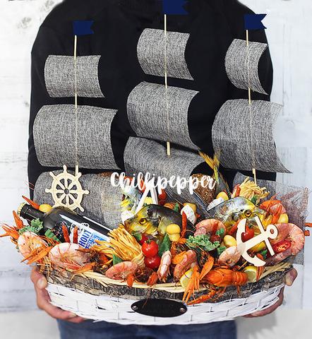 Подарочный корабль #560