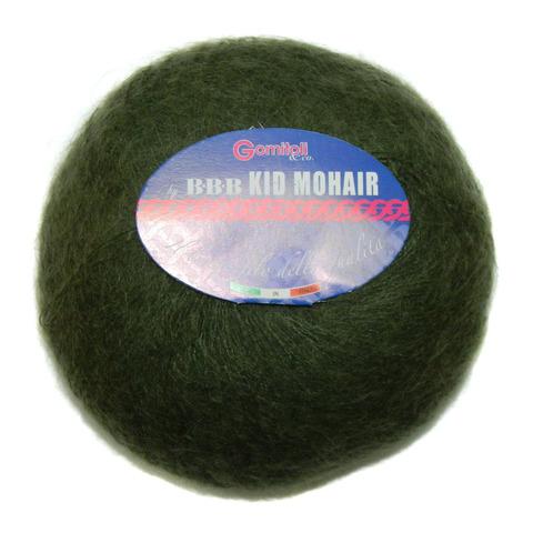 Купить Пряжа BBB Kid mohair Код цвета 0120 | Интернет-магазин пряжи «Пряха»