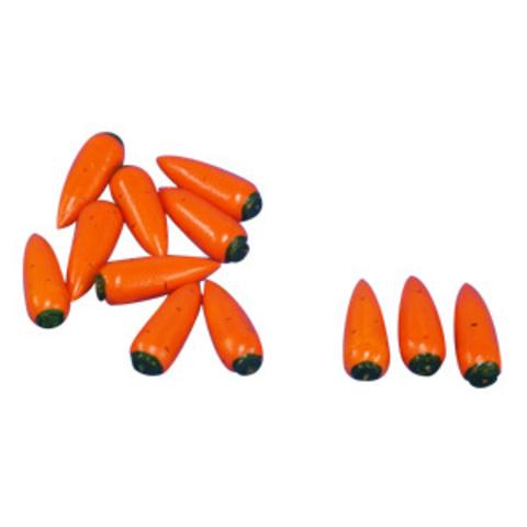Счетный материал Морковь (12 шт)(RNToys)