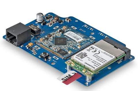 Роутер Kroks AP-P221M2H с mPCI-модемом Huawei ME909s-120 для установки в гермобокс