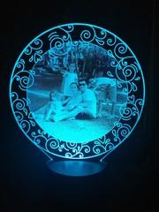 Фото-светильник