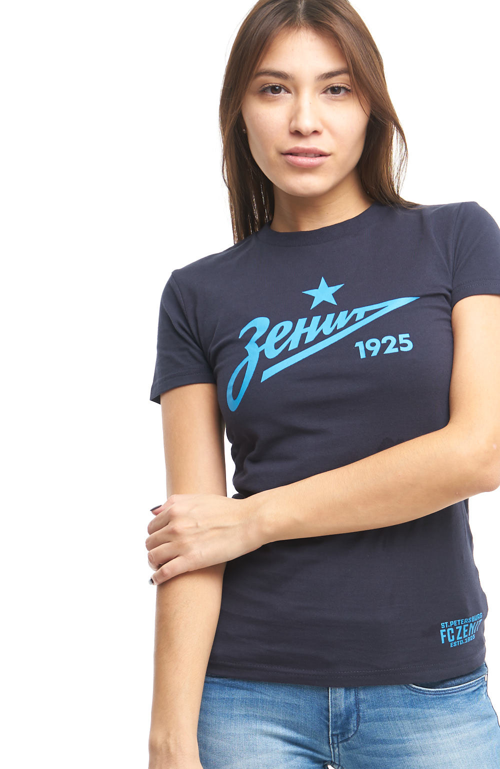 Футболка Зенит (женская)