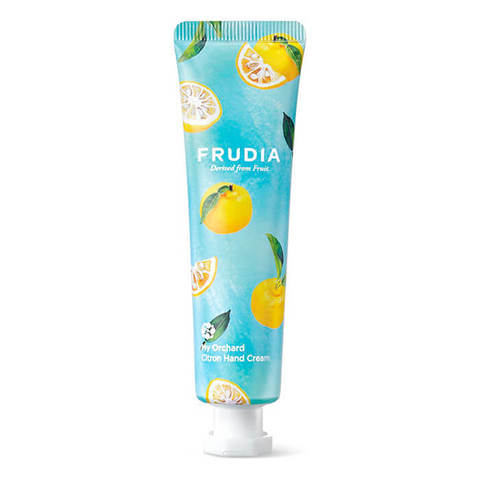 Frudia Squeeze Therapy Citron Hand Cream/Фрудиа Крем для рук c лимоном 30 г