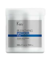 KEZY color vivo Bleaching powder blue Порошок обесцвечивающий, голубой 500 гр.
