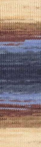 Купить Пряжа Alize Lanagold batik Код цвета 3017 | Интернет-магазин пряжи «Пряха»