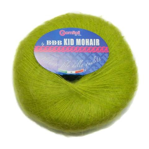 Купить Пряжа BBB Kid mohair Код цвета 0121 | Интернет-магазин пряжи «Пряха»