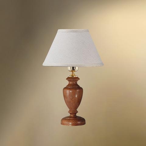 Настольная лампа с абажуром 23-104/7278  КАРЕЛИЯ