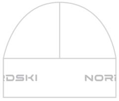 Лыжная шапка Nordski Warm White