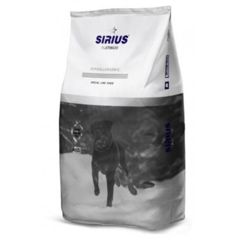 Sirius Adult Dog Turkey - 12 кг