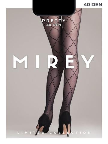 Mirey PRETTY 40 колготки женские