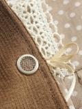 Пальто и платье - Детали. Одежда для кукол, пупсов и мягких игрушек.