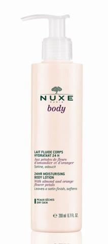 Nuxe Нюкс Боди Нежное молочко для тела
