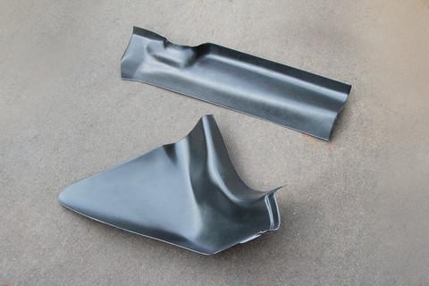 Накладки на ковролин передние Lada Xray (4 шт.)
