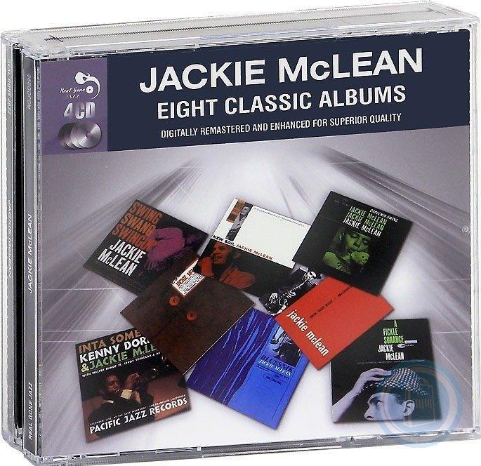 MCLEAN, JACKIE: 8 Classic Albums