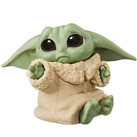 Звёздные войны: Мандалорец Малыш Йода 6 см Не Уходи