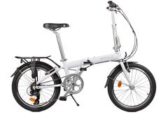 Складной велосипед Shulz Multi белый