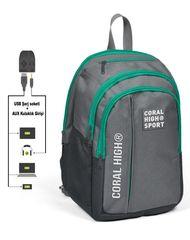Çanta \ Сумка \ Bag CORAL HIGH SPORT SIRT ÇANTA(USB+AUX SOKETLİ) 23243