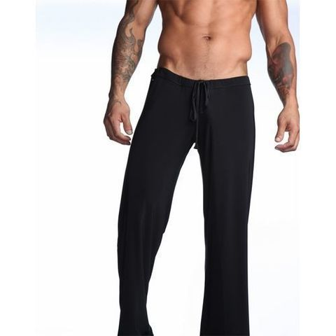 Мужские штаны домашние черные N2N Dream Lounge Pants Black