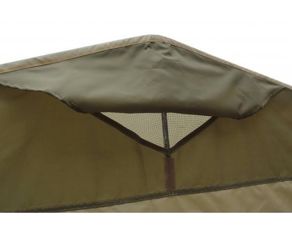 Палатка-Кухня Митек Комфорт 1.5х1.5 Ø 25 мм