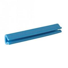 Профиль защитный тип 15-25 2000 мм синий (10 штук в упаковке)