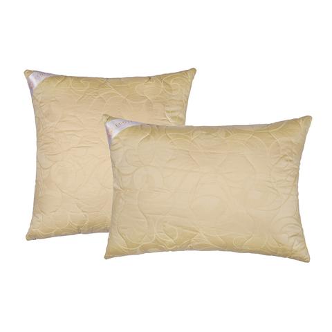 Подушка с мериносовой шерстью 68х68 МЕРИНОС