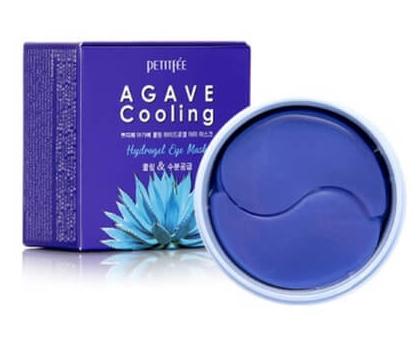 Petitfee Agave Cooling Hydrogel Eye Mask патчи для глаз