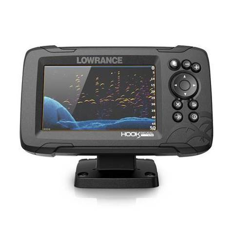 Эхолот Lowrance Hook Reveal 5 HDI 50/200