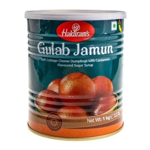 Сладости Гулаб Джамун (Джам Пал) 1 кг