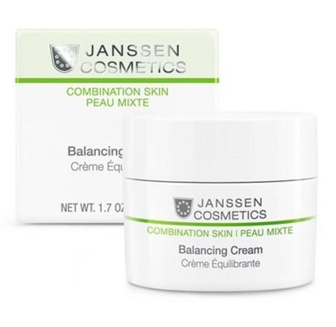 JANSSEN COSMETICS Балансирующий крем  | Balancing Cream