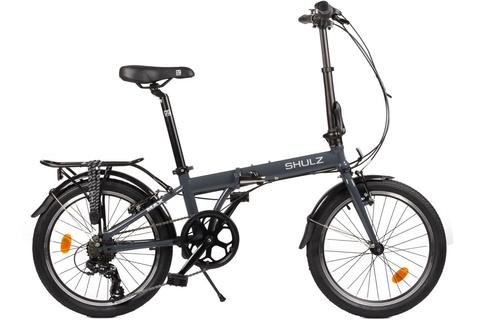 Складной велосипед Shulz Multi серый