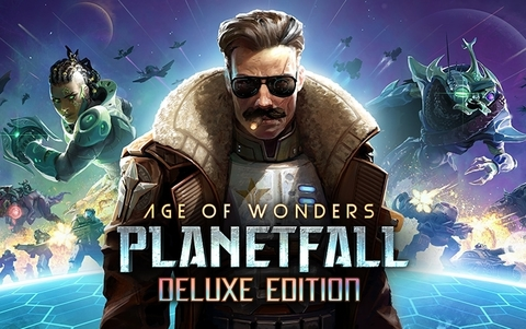Age of Wonders: Planetfall - Deluxe Edition (для ПК, цифровой ключ)