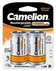 Аккумуляторы Camelion, D (R20) 10000mAh