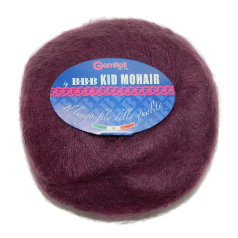 Купить Пряжа BBB Kid mohair Код цвета 0125 | Интернет-магазин пряжи «Пряха»