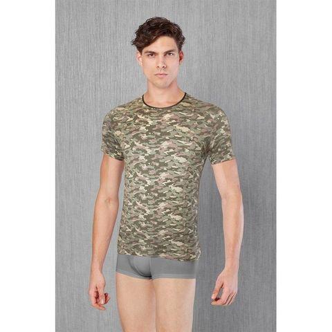 Мужская футболка камуфляжная Doreanse Camouflage 2560
