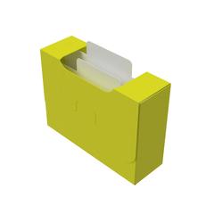 Органайзер для карт Uniq Card-File Standard - 30 mm (жёлтый)