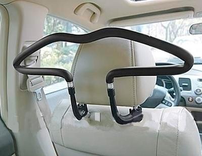 Вешалка автомобильная AUTOSTANDART (обрезиненная)