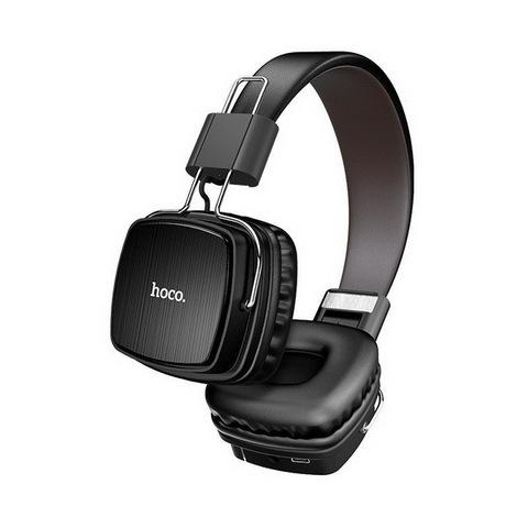 Наушники Bluetooth HOCO W20 Gleeful, black