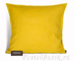 Подушка декоративная 50x50 Proflax Sven limone