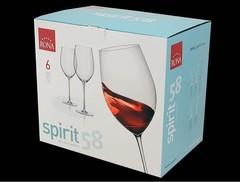 Набор бокалов для вина «Spirit» Арлекино, фото 2