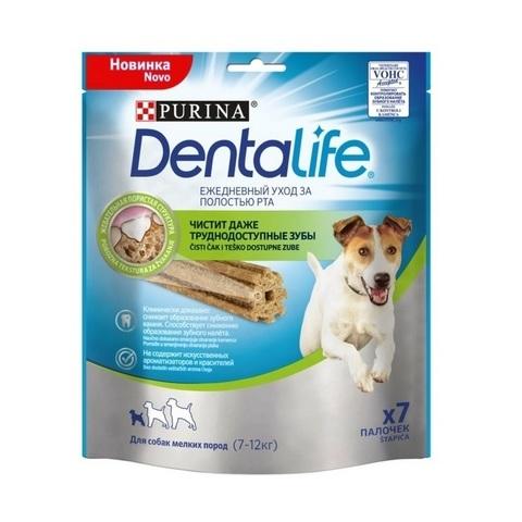 PURINA PRO PLAN Лакомство для собак мелких пород для чистки зубов Dentalife Small