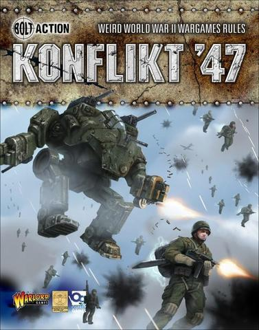 Konflikt '47 Rule Book